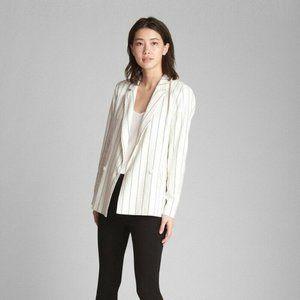 Gap Classic Girlfriend Blazer in Linen Size 20